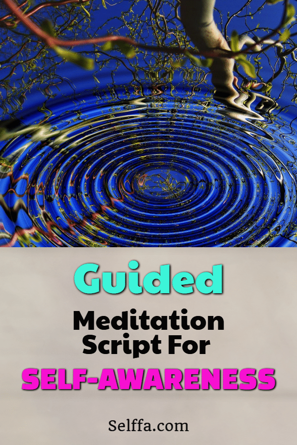 Guided Meditation Script