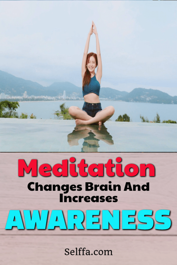 Meditation Changes Brain