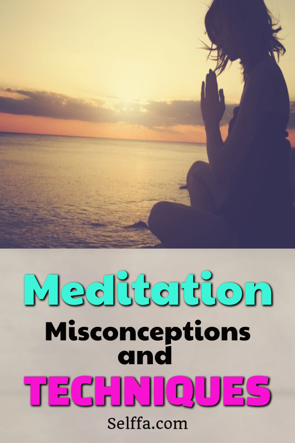 Meditation Misconceptions