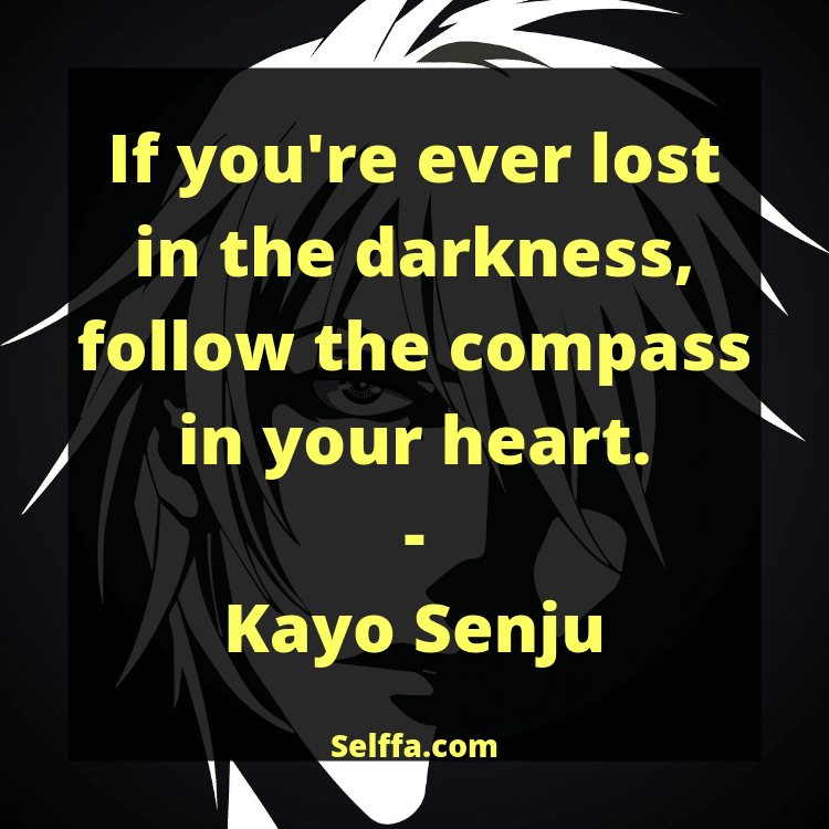 125 Inspirational Anime Quotes Selffa