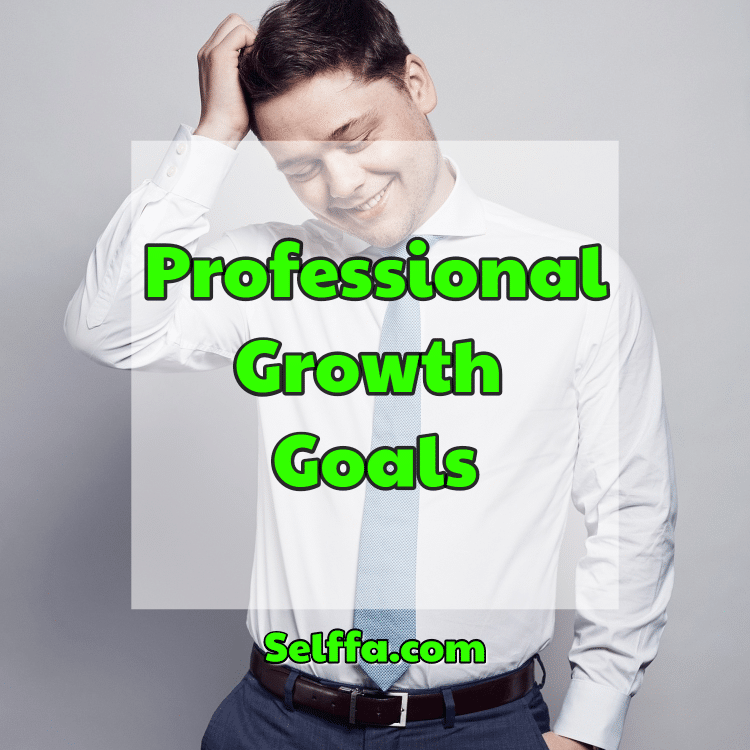 professional growth goals