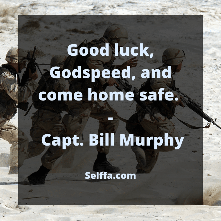 130 Inspirational Military Quotes and Sayings - SELFFA