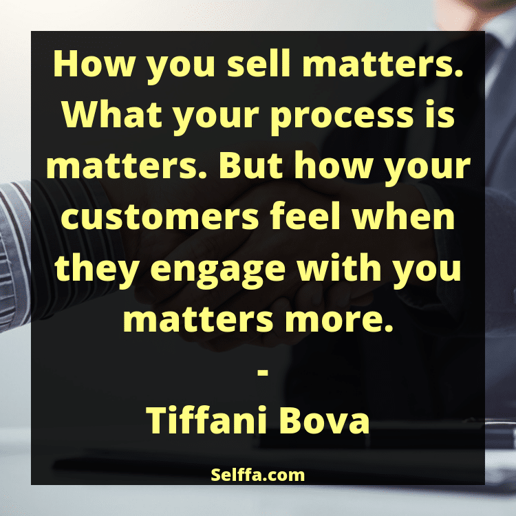 189 Inspirational Sales Quotes and Sayings - SELFFA