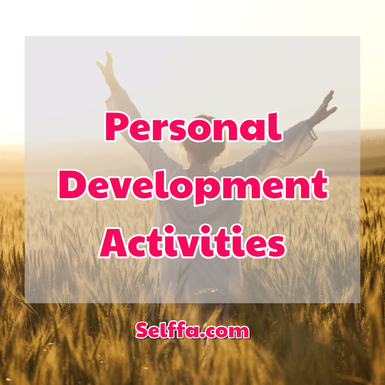 Personal Development Activities