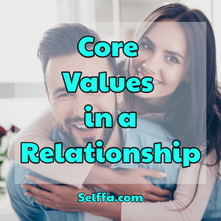 Core Values in a Relationship