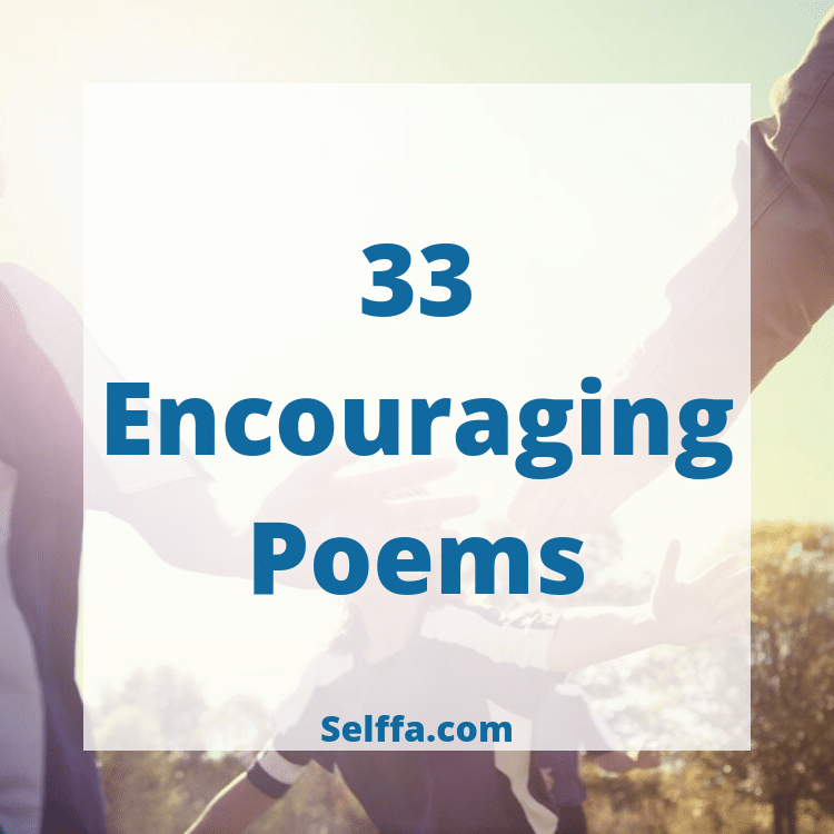Encouraging Poems