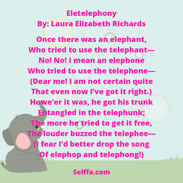 Funny Poems for Kids