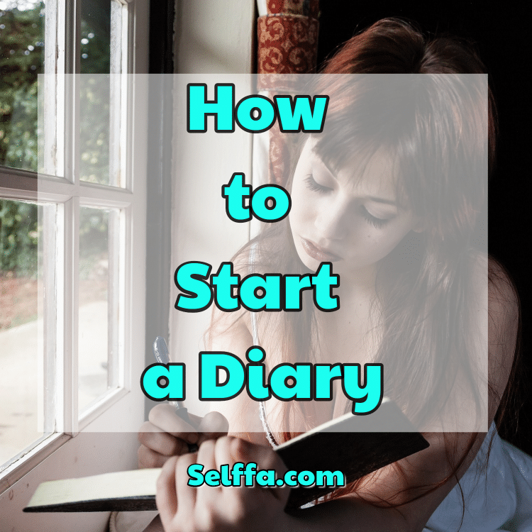 How to Start a Diary