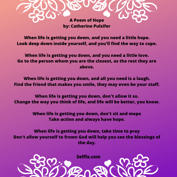 Poems About Hope