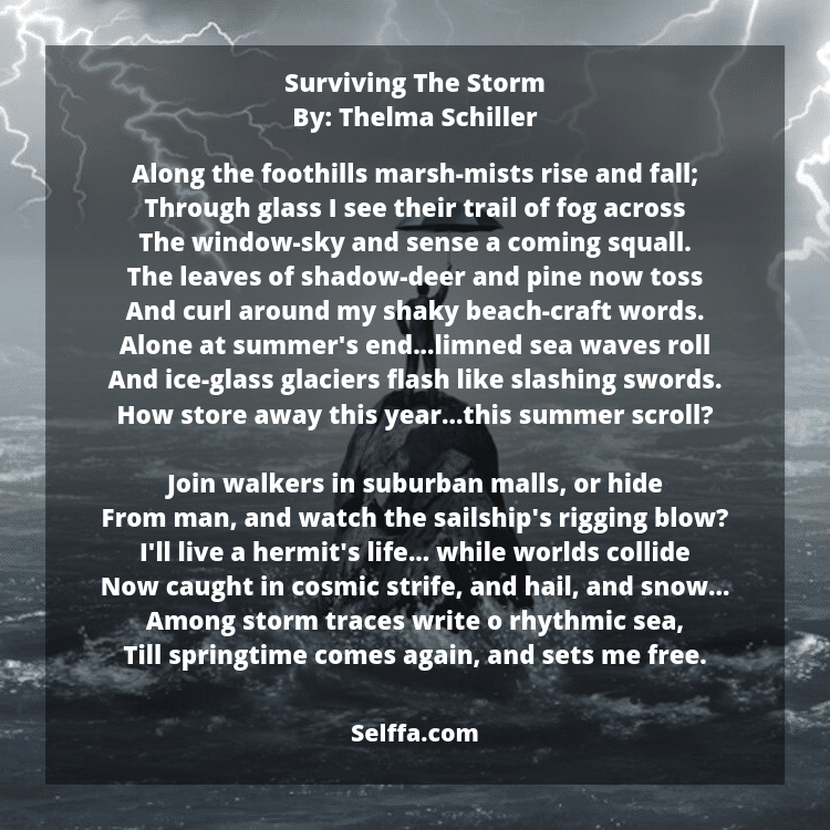 Poems About Surviving