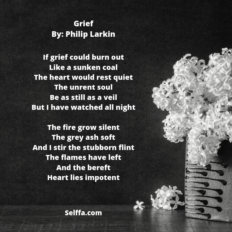 Grief Poems