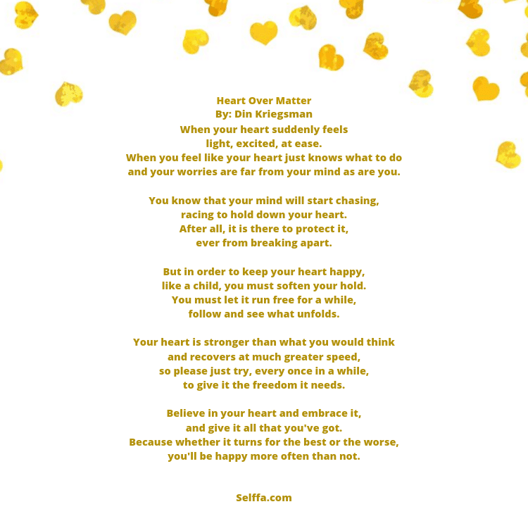 Life Changing Poems