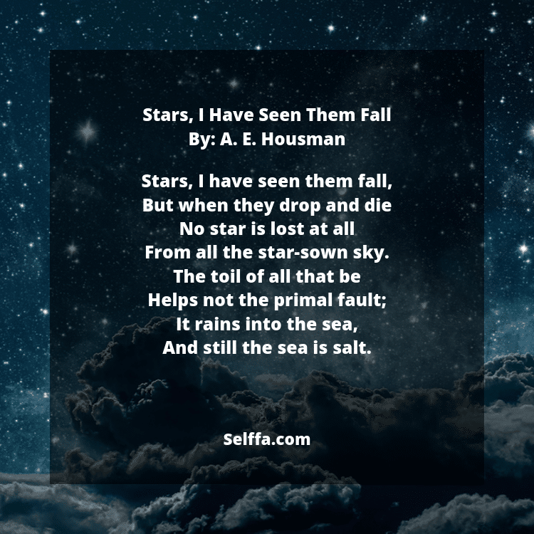 Poems About Stars
