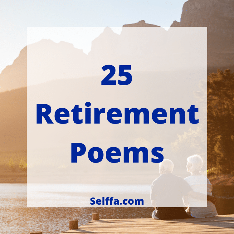 Retirement Poems