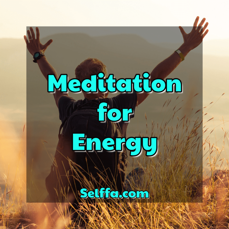 meditation for energy