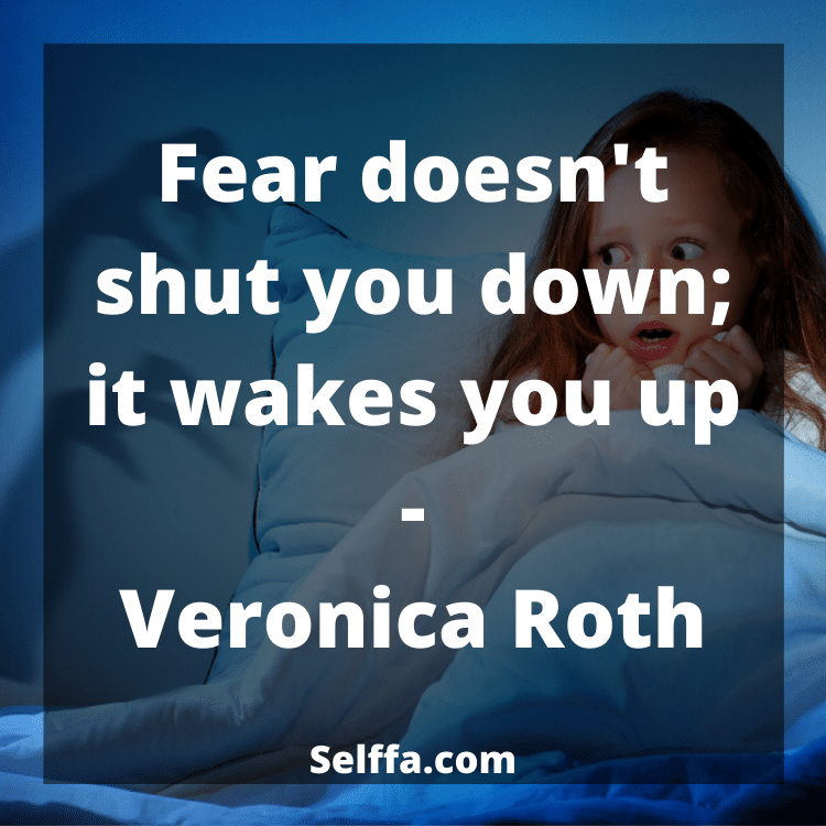 Quotes About Fear