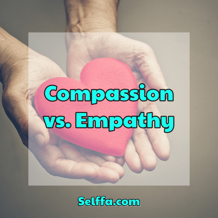 Compassion vs. Empathy