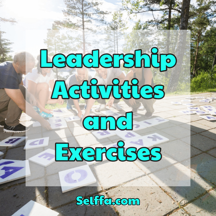 Leadership Activities and Exercises