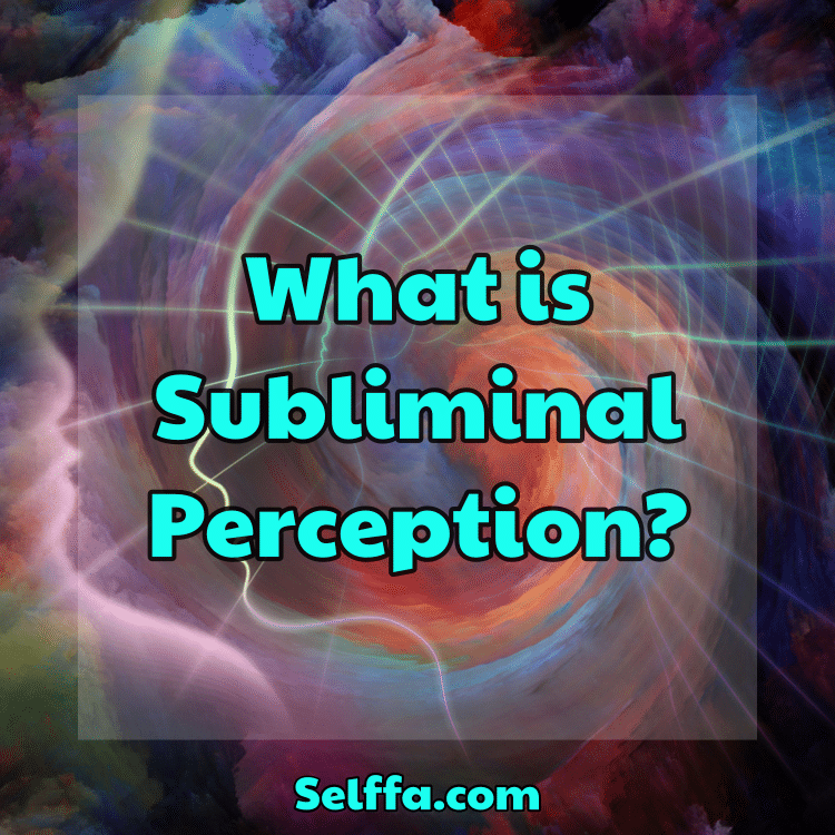 What is Subliminal Perception